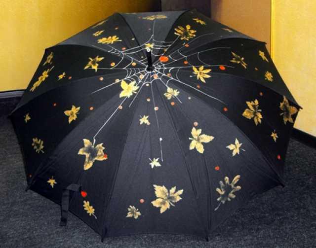 Предложение: Мастер-класс «Роспись зонта»