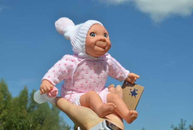 Продам: Кукла (пупс) Caritas от Lamagik Испания