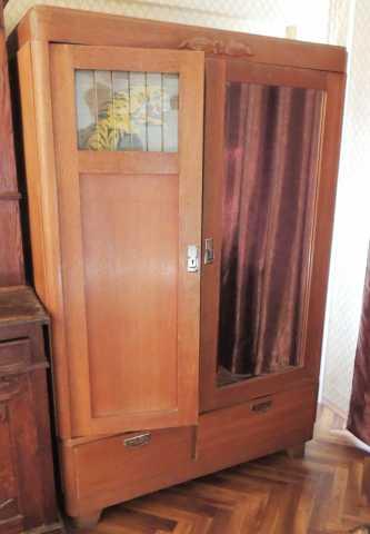 Продам: Шкаф, гардероб платяной 50-60 гг хх века
