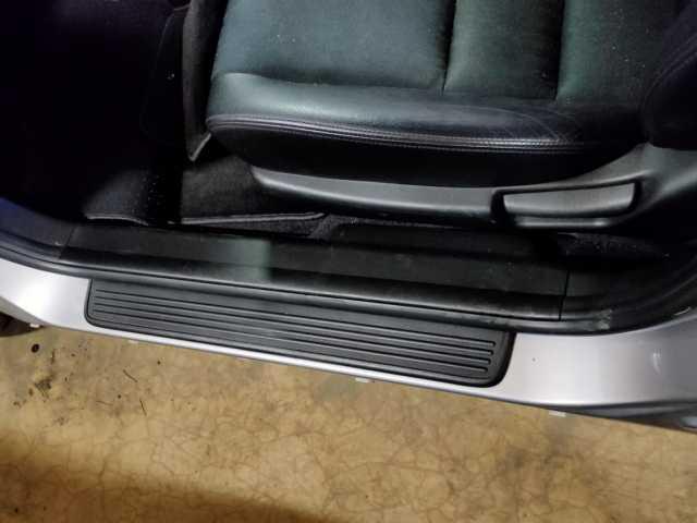 Продам: накладки на порог все на хонда аккорд7