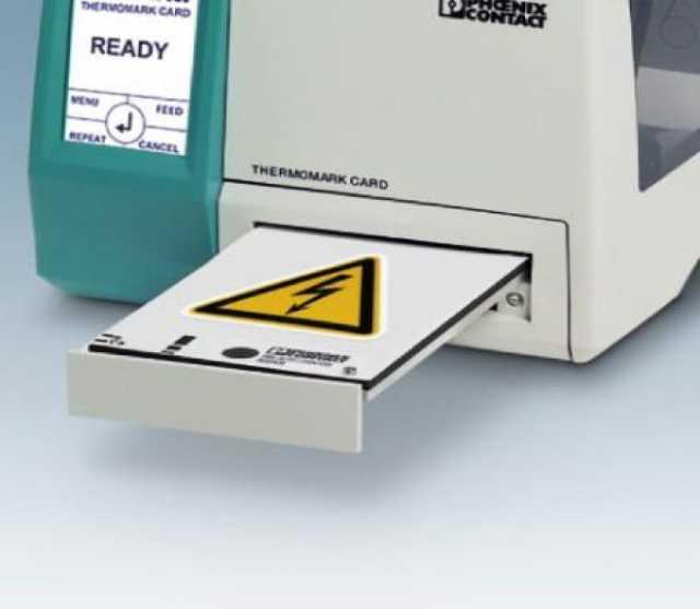 Продам: Thermomark card phoenix contact термо пр