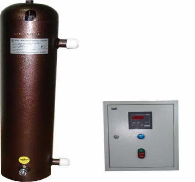 Продам: Индукционный котел отопление электрическ