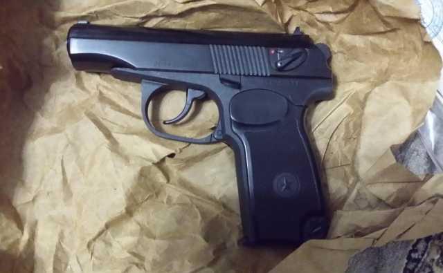 Продам: сигнальный ,охолощенный ПМ Р- 411 с кова