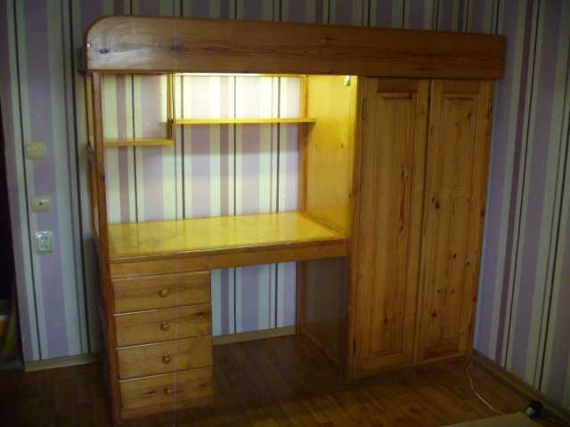 Продам: Кровать-чердак для подростка