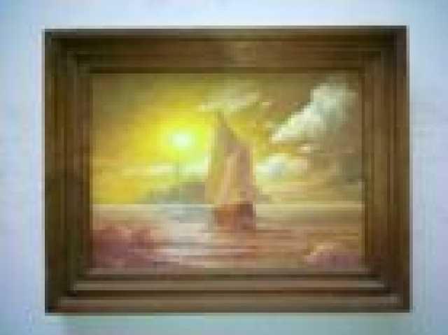 """Продам: Картина """"Морской пейзаж"""""""