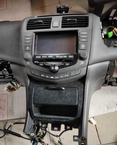 Продам: пластик панели приборов хонда аккорд7