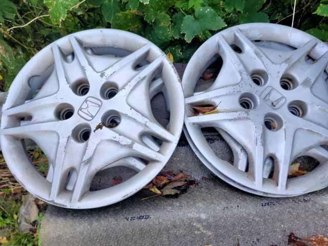 Продам: колпаки колес хонда аккорд7