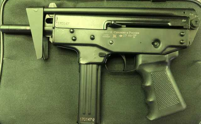 Продам: Сигнальный, Охолощенный СХП пистолет-пу