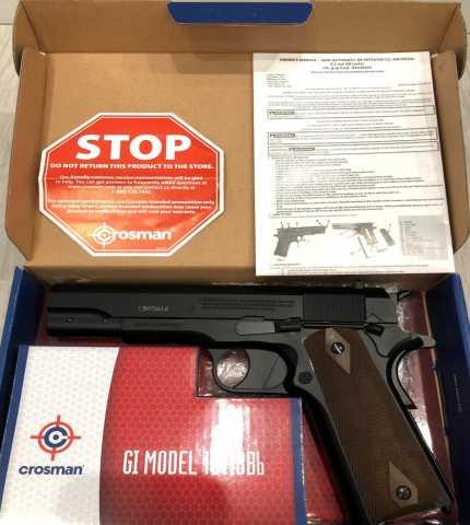 Продам: Пневматический пистолет Crosman 1911BB