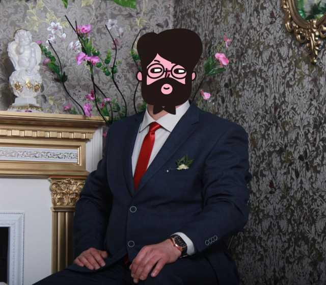 Продам: Муж. костюм