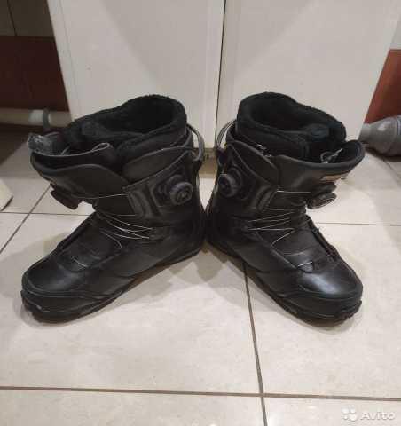 Продам: Ботинки для сноуборда k2 thraxis