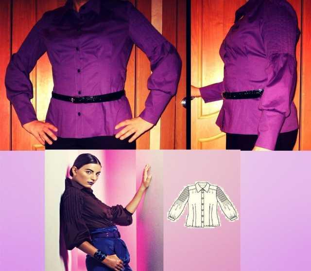 Предложение: Новая блузка - рубашка