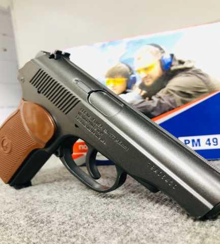 Продам: Пневматический пистолет ПМ49