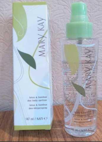 Продам: Спрей лотос и бамбук Mary Kay
