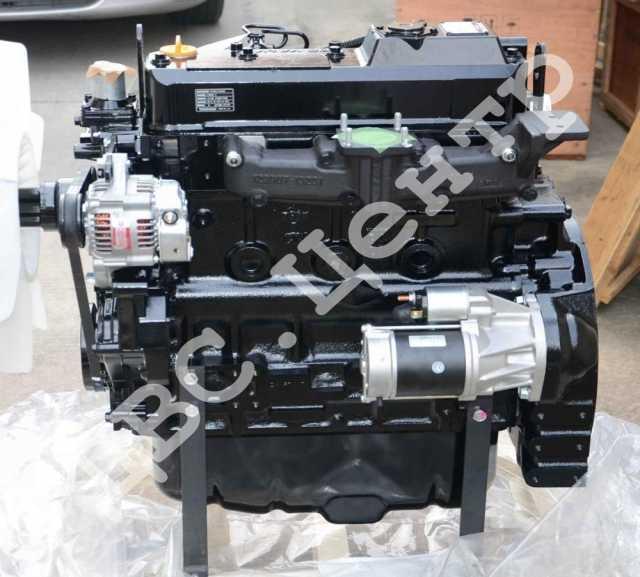 Продам: Новый двигатель Komatsu 4D94E-1 полной к