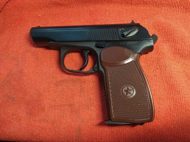Продам: MP-654К пистолет Макарова пневматический