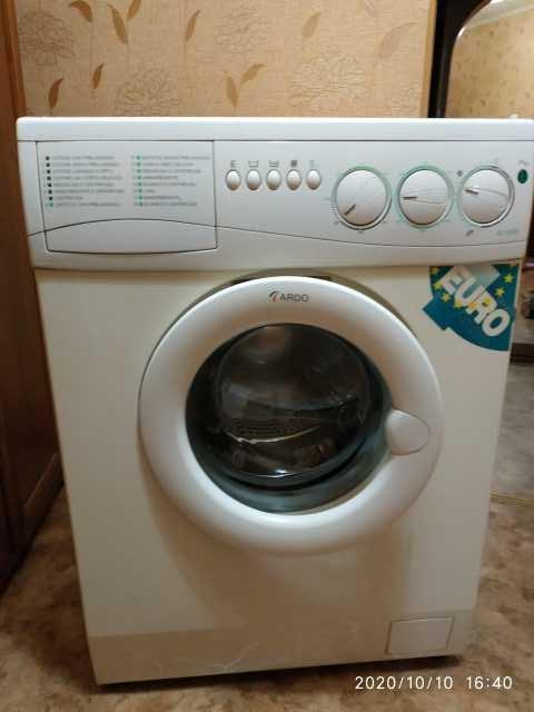 Отдам даром: стиральную машину-автомат