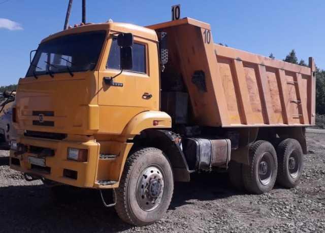 Продам: Продам самосвал КАМАЗ-6522RG, 2014 г/в