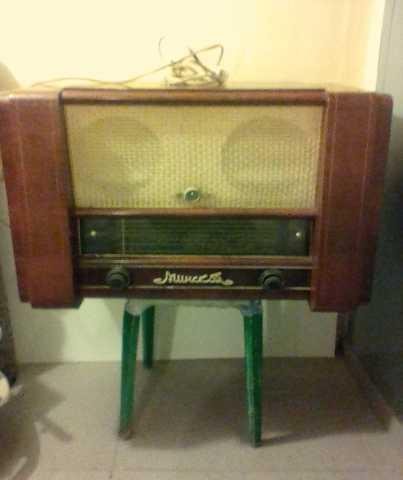 Продам: Радио Минск 55