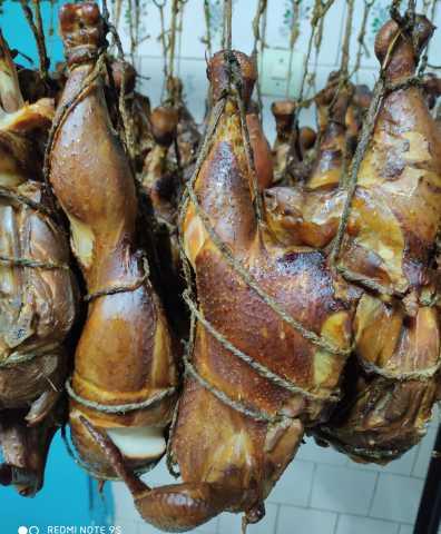 Продам: Копченые рыба и мясо. Производитель