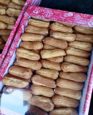 """Продам: Пирожные """"Пальчики заварные"""""""