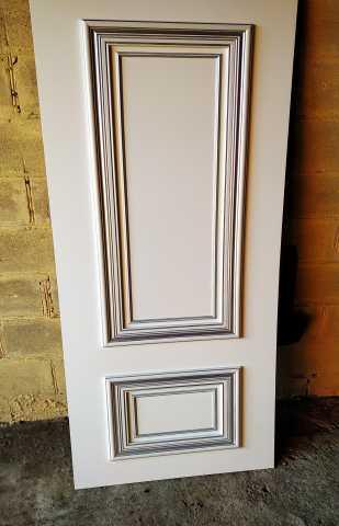 Продам: накладка на дверь с багетом