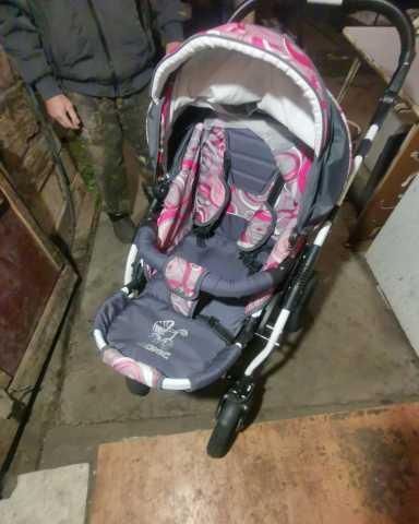 Продам: коляску детскую Зима-Лето