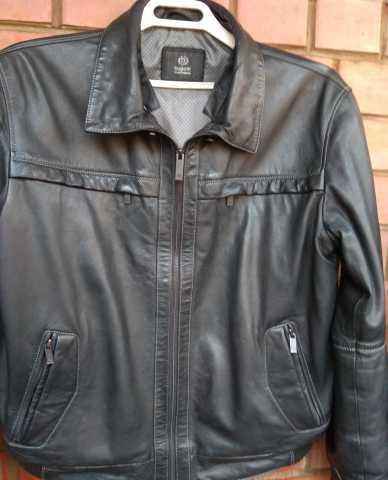 Продам: Куртка Bugatti (Германия). Кожа