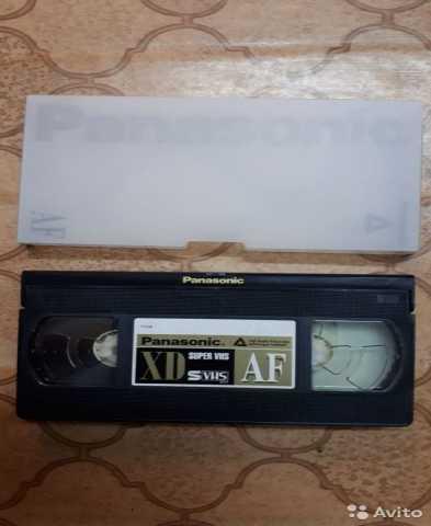 Продам: Чистые Видеокассеты Новый Панасоник Е -1