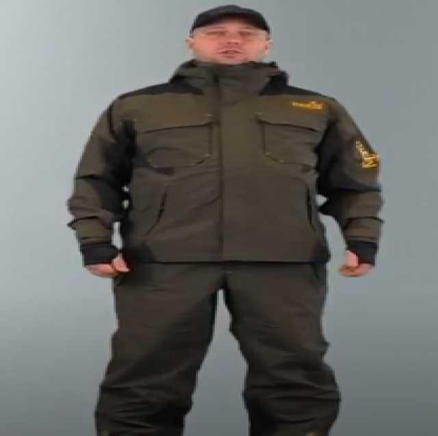 Продам: Демисезонный костюм Norfin Scandic 2