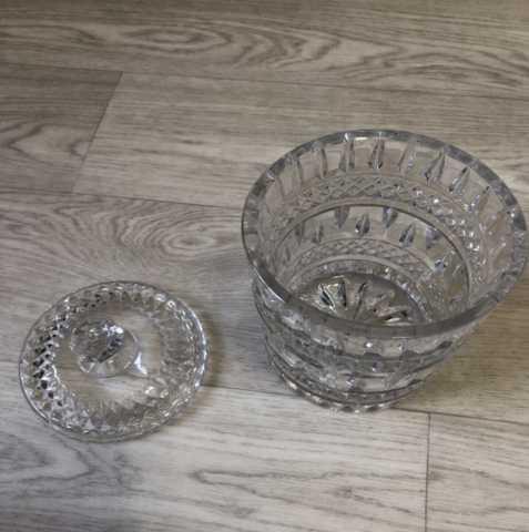 Продам: Крюшонница хрустальная ваза для фруктов