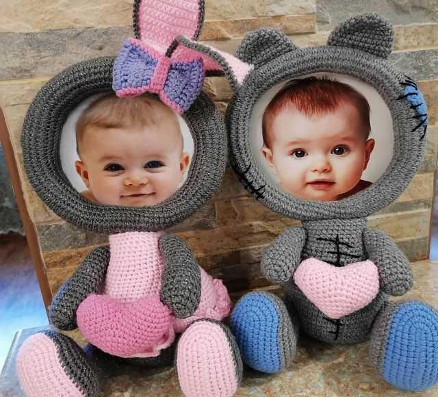 Продам: Игрушки вязаные