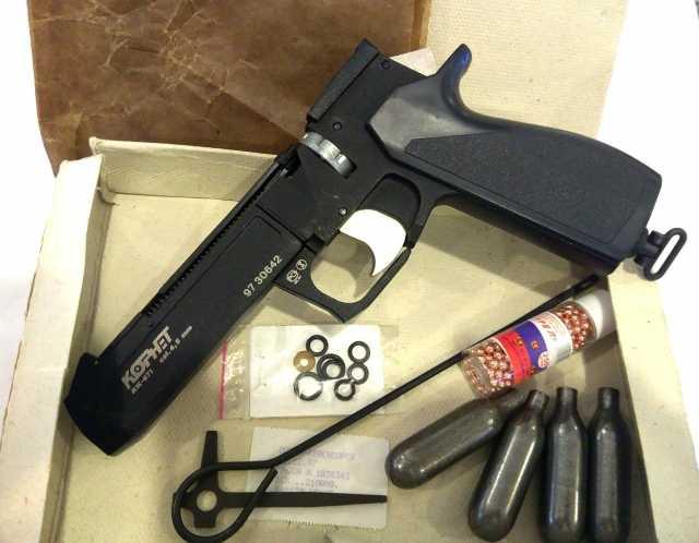 Продам: Пневматический револьвер ИЖ-671