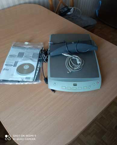 Продам: Сканер HP Scanjet 4470с