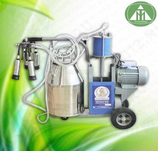 Продам: Доильный аппарат «ДОЮШКА» — 1С для коров