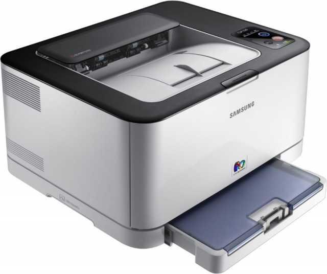 Продам: Принтер цветной samsung clp-320(