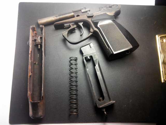 Продам: Пистолет Макарова пневматический