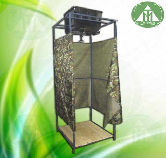 Продам: Дачный душ, с подогревом