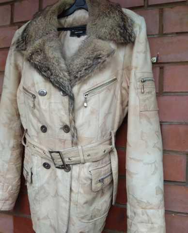 Продам: Куртка Montero натур. кожа. Р-р 46