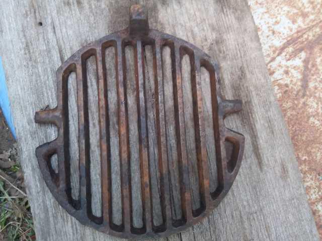 Продам: решетка на печку буржуйку