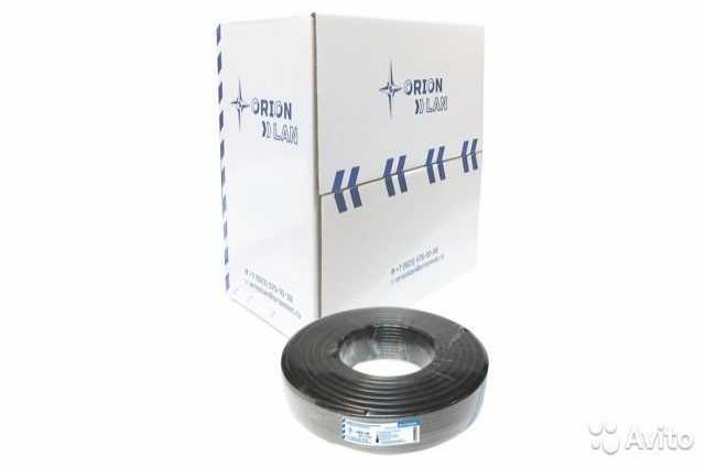 Продам: Коаксиальный кабель rg6 rg11
