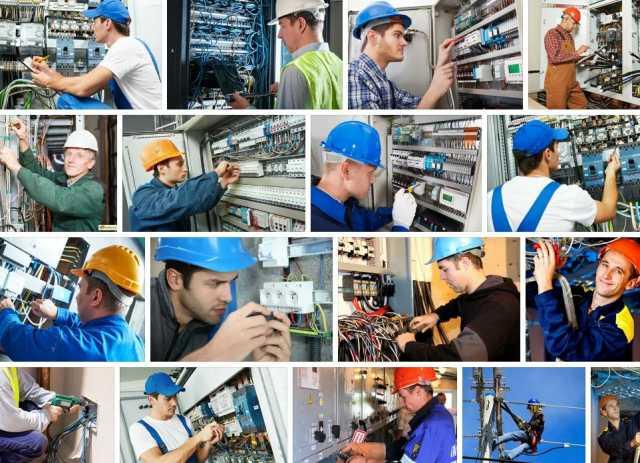 Вакансия: Электрик, электромонтажник