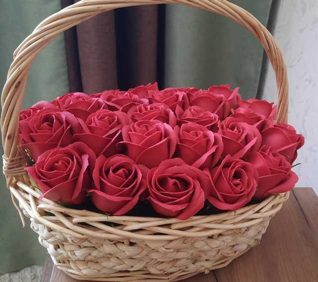 Продам: Розы из мыла