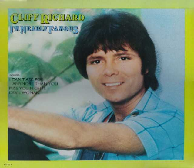 Продам: LP.Cliff Richard‎–I'm Nearly Famous-1976