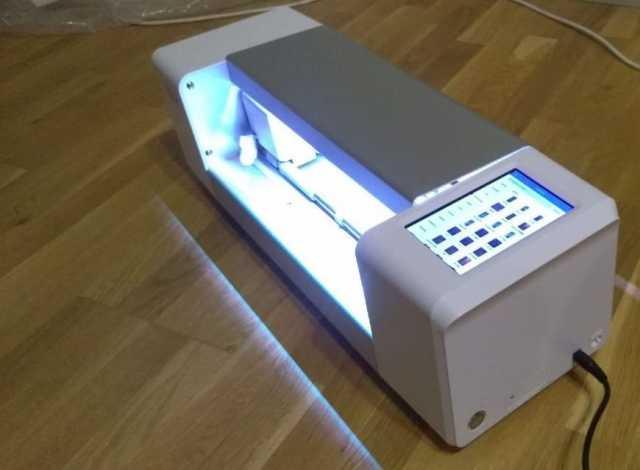 Продам: Плоттер для гидрогелевых плёнок!
