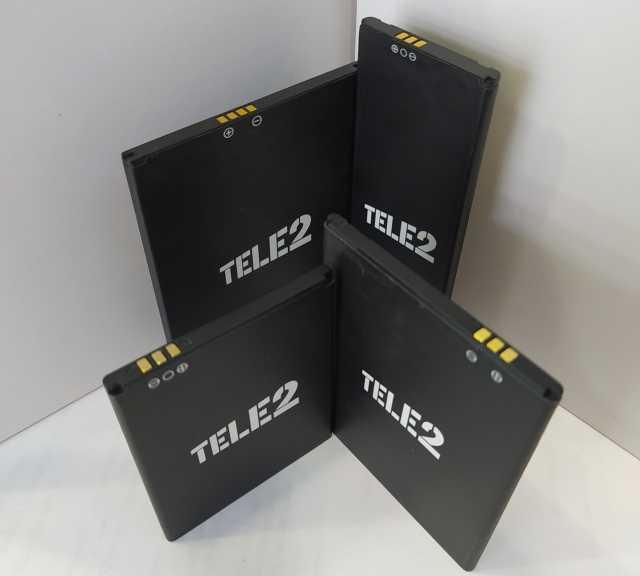 Продам: Аккумуляторы Теле2