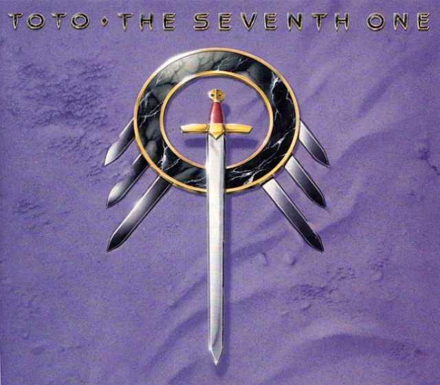 Продам: LP.Toto – The Seventh One - 1988