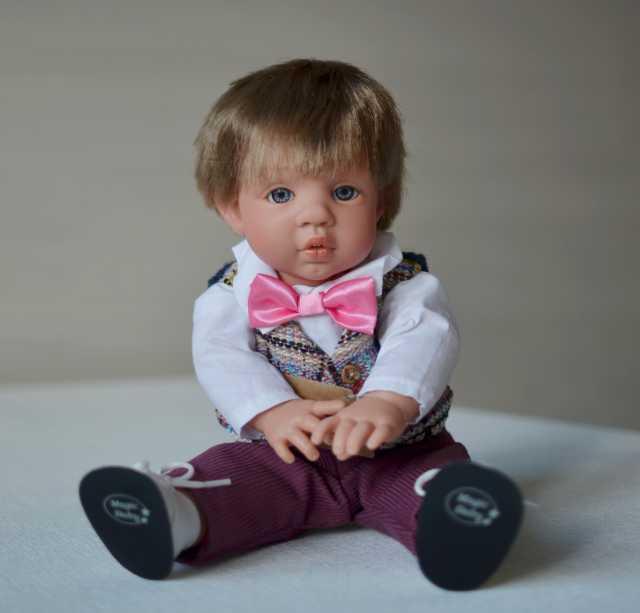 Продам: Кукла Gestitos от фабрики Lamagik Испани