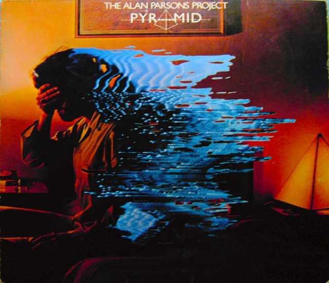 Продам: LP.The Alan Parsons Project–Pyramid-78