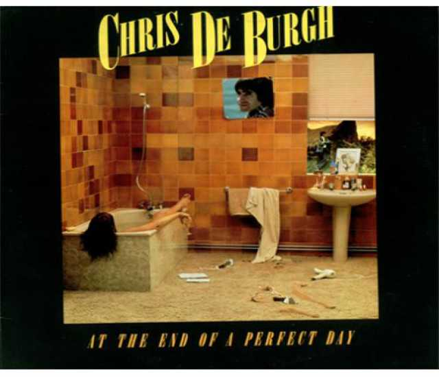 Продам: LP.Chris de Burgh ‎– At The End Of-1977